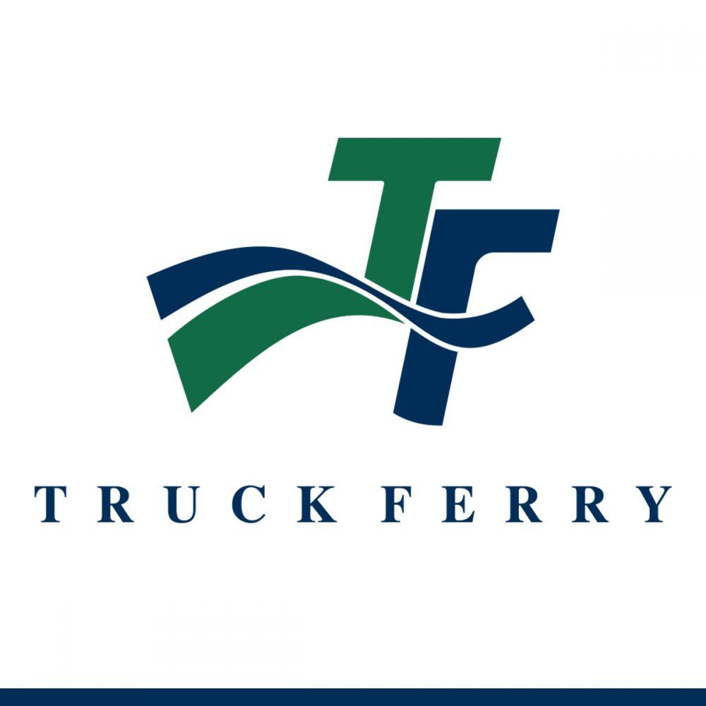 truck ferry logo